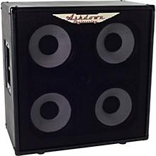 Open BoxAshdown Rootmaster EVO 410T II 600W 4x10 Bass Speaker Cabinet
