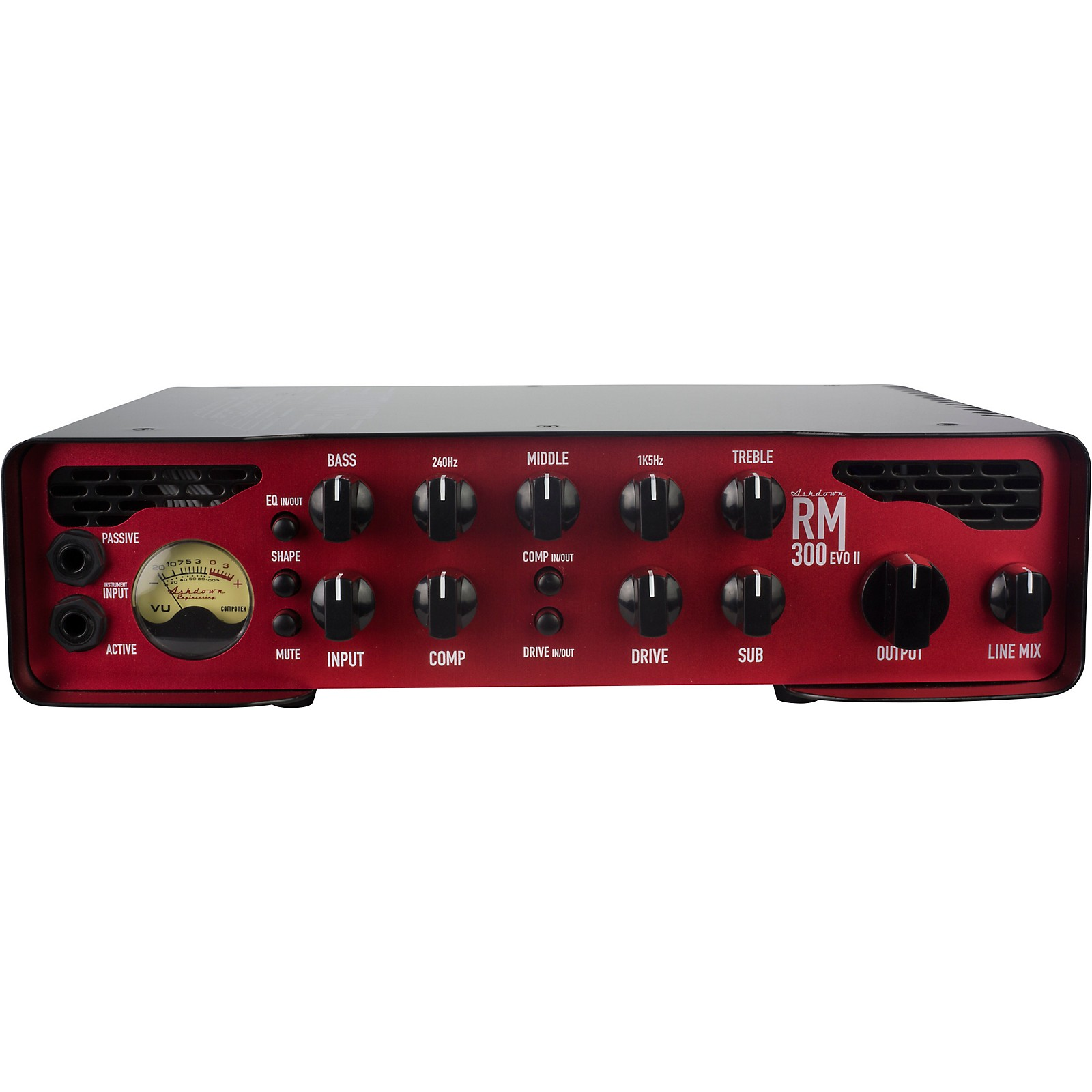 Ashdown Rootmaster RM-300 EVO II 300W Bass Amp Head