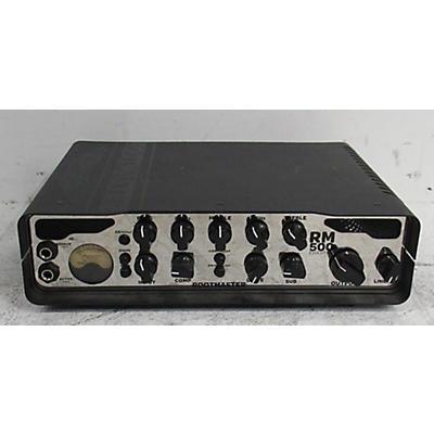 Ashdown Rootmaster RM500 Evolution Bass Amp Head