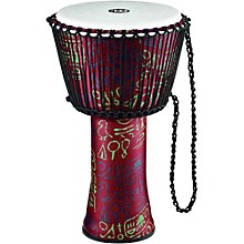 Meinl Rope Tuned Djembe with Synthetic Shell