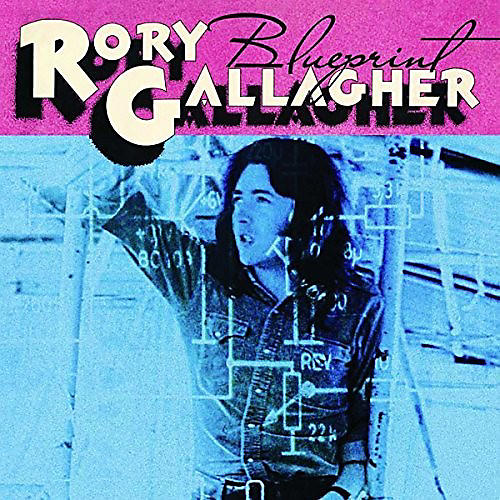 Rory Gallagher - Blueprint