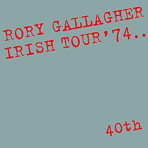 Alliance Rory Gallagher - Irish Tour 74