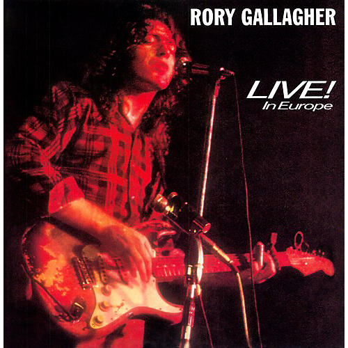 Alliance Rory Gallagher - Live in Europe