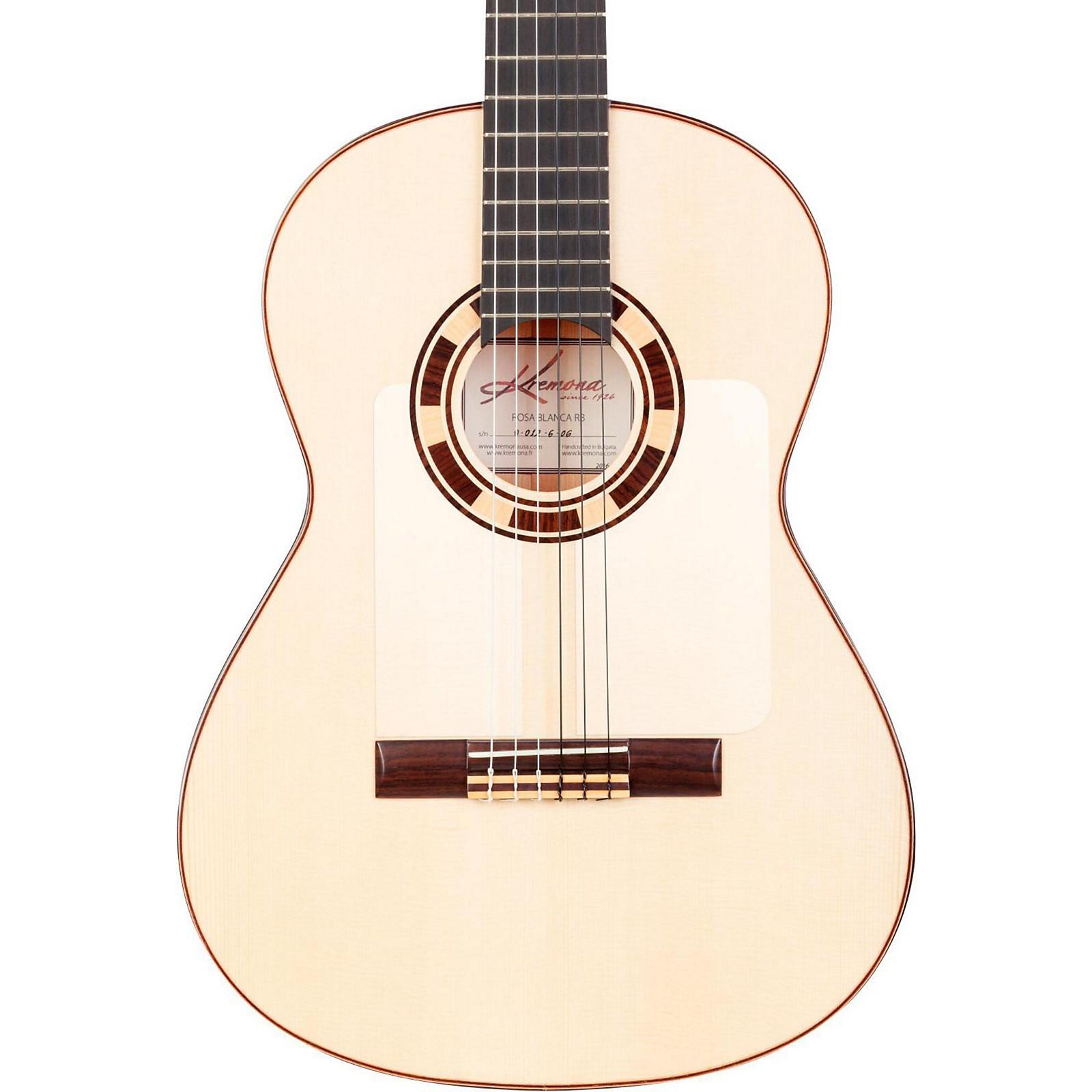 Kremona Rosa Blanca Flamenco Guitar
