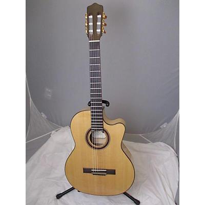 Kremona Rosa Luna Flamenco Classical Acoustic Electric Guitar