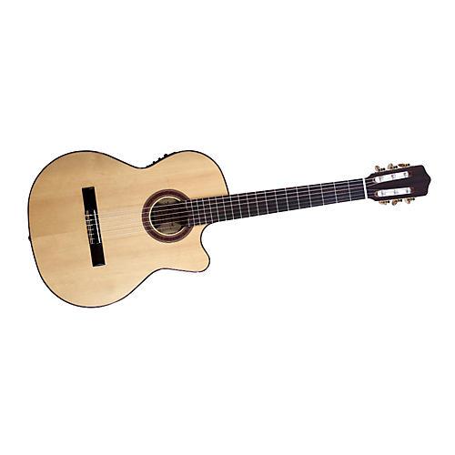 Kremona Rosa Luna Flamenco Cutaway Acoustic-Electric Nylon Guitar