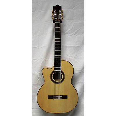 Kremona Rosa Luna Flamenco Left Handed Nylon String Acoustic Guitar