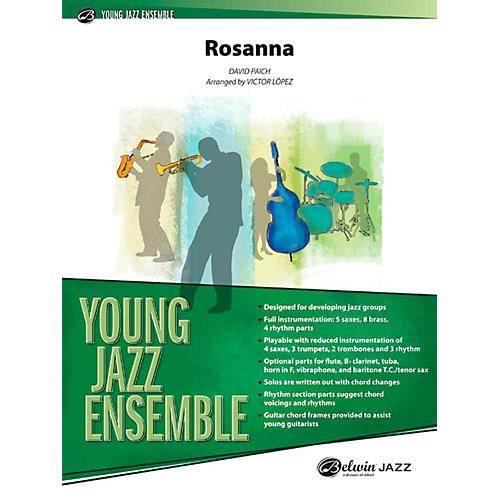 Alfred Rosanna Jazz Band Grade 2.5