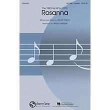 Cherry Lane Rosanna SATTBB A Cappella by Toto arranged by Philip Lawson