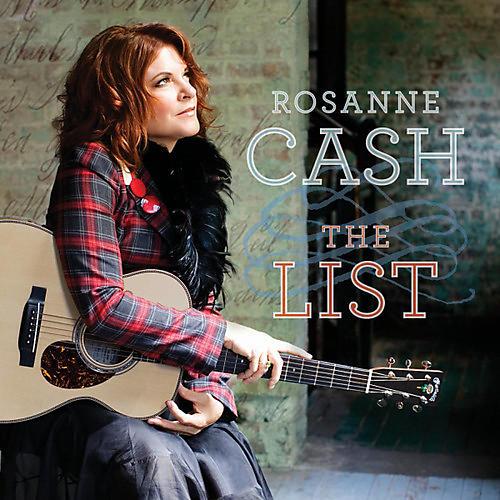 Alliance Rosanne Cash - The List