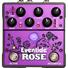 Open Box Eventide Rose Digital Delay Effects Pedal