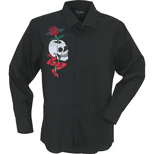 Edward Dada Rose N Peace Oxford Shirt