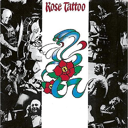Alliance Rose Tattoo - Rose Tattoo