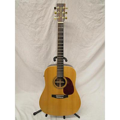 Simon & Patrick Rosewood Acoustic Electric Guitar