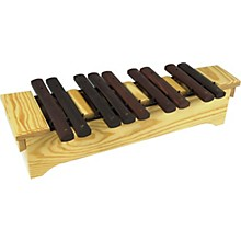 Open Box Sonor Orff Rosewood Soprano Xylophone Chromatic Add-On
