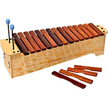 Open Box Sonor Rosewood Tenor-Alto Xylophone