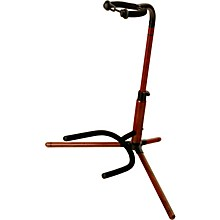 On-Stage Rosewood Tubular Guitar Stand