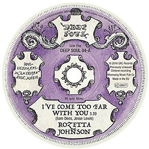 Alliance Roszetta Johnson - I've Come Too Far With You / Who You Gonna Love