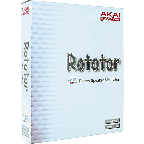 akai professional rotator cab simulator vst plug in musician 39 s friend. Black Bedroom Furniture Sets. Home Design Ideas