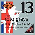 Rotosound Roto Greys Heavy Electric Guitar Strings thumbnail