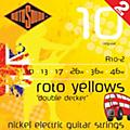 Rotosound Roto Yellows Double Deckers 2-Pack thumbnail