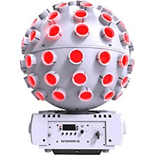 CHAUVET DJ Rotosphere Q3 Mirror Ball Simulator RGBW LED Lighting Effect