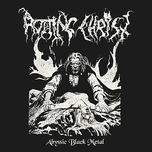 Alliance Rotting Christ - Abyssic Black Metal