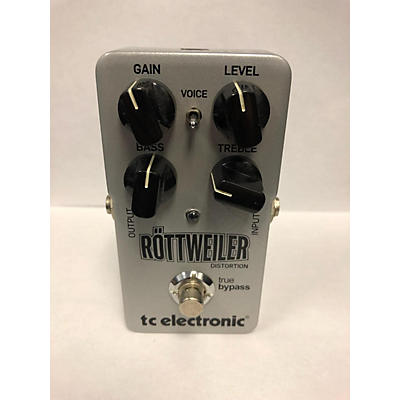 TC Electronic Rottweiler Distortion Effect Pedal