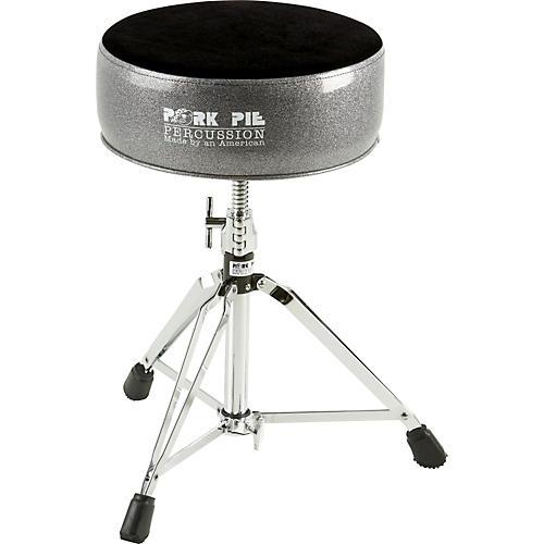 pork pie round drum throne musician 39 s friend. Black Bedroom Furniture Sets. Home Design Ideas