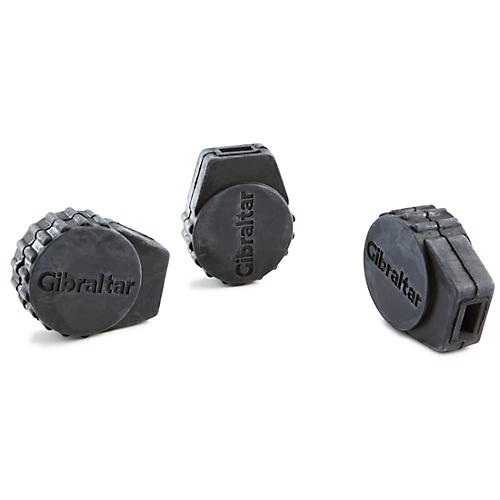 Gibraltar Round Rubber Feet for Hardware Stands
