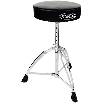Mapex Round Top Lightweight Drum Throne