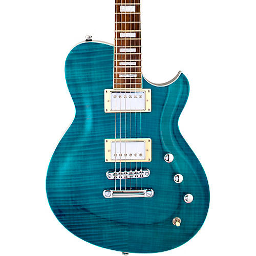 Reverend Roundhouse Electric Guitar Turquoise