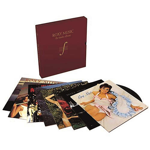 Alliance Roxy Music - Complete Studio Albums