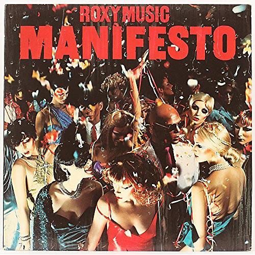 Alliance Roxy Music - Manifesto