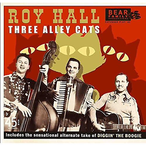 Alliance Roy Hall - Three Alley Cats