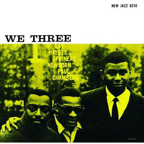 Alliance Roy Haynes - We Three