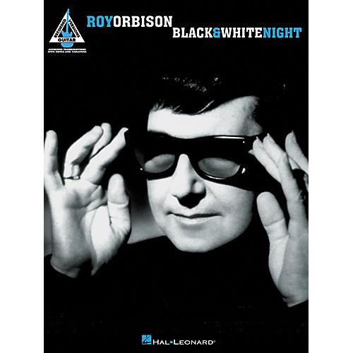 Roy Orbison - Black & White Night Guitar Tab Songbook