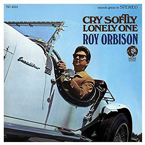 Alliance Roy Orbison - Cry Softly Lonely One