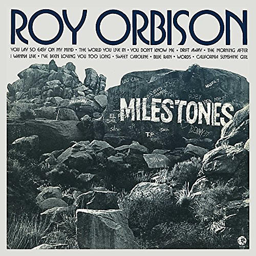 Alliance Roy Orbison - Milestones