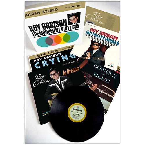 Alliance Roy Orbison - Monument Box Set