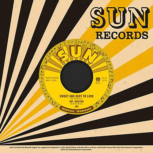 Alliance Roy Orbison - Sweet & Easy to Love B/W Devil Doll