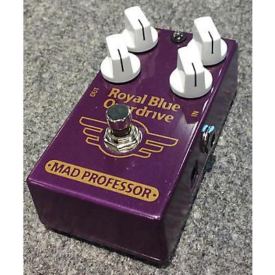 Mad Professor Royal Blue Overdrive Effect Pedal