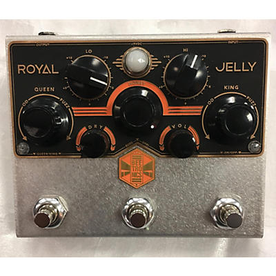 Beetronics FX Royal Jelly Overdrive Effect Pedal