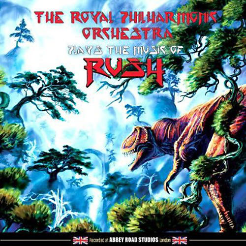 Alliance Royal Philharmonic Orchestra - Plays the Music of Rush