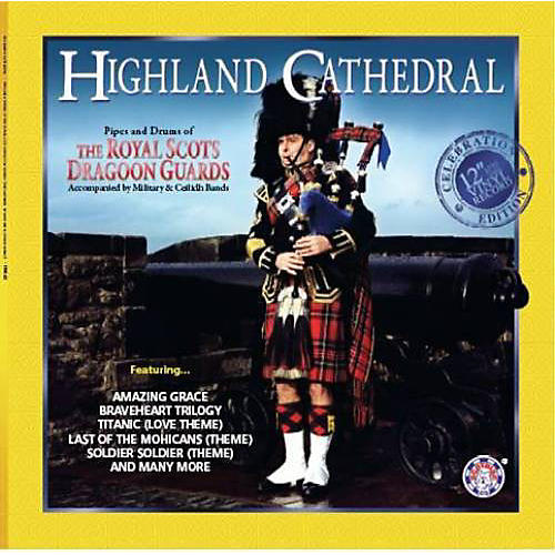 Alliance Royal Scots Dragoon Guards - Highland Cathedral