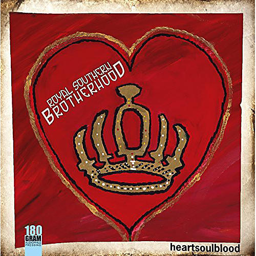 Alliance Royal Southern Brotherhood - Heartsoulblood