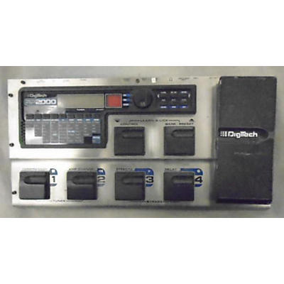 DigiTech Rp2000 Effect Processor