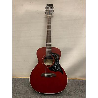 Alvarez Rs26bg Acoustic Guitar