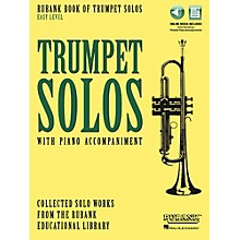Hal Leonard Rubank Book of Trumpet Solos - Easy Level Book/Audio Online