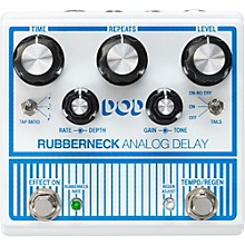 Open Box DOD Rubberneck Analog Delay Pedal with Tap Tempo